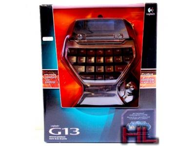 LOGITECH G13 GAME BOARD